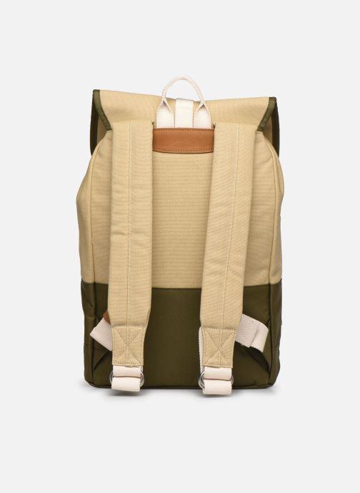Zaini Faguo Adventurebag Cotton Beige immagine frontale