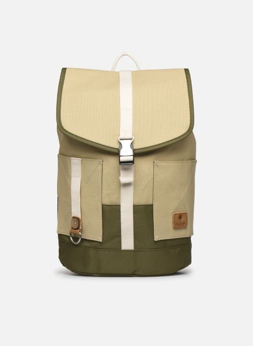 Rugzakken Faguo Adventurebag Cotton Beige detail