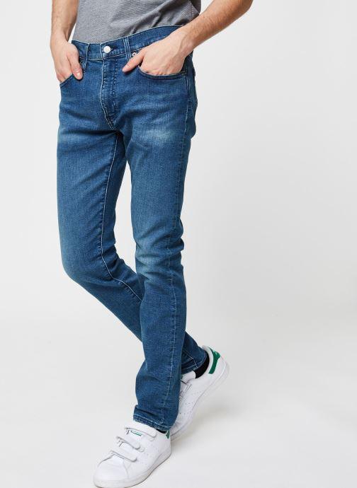 Vêtements Levi's 519™ Extreme Skinny Fit Bleu vue détail/paire