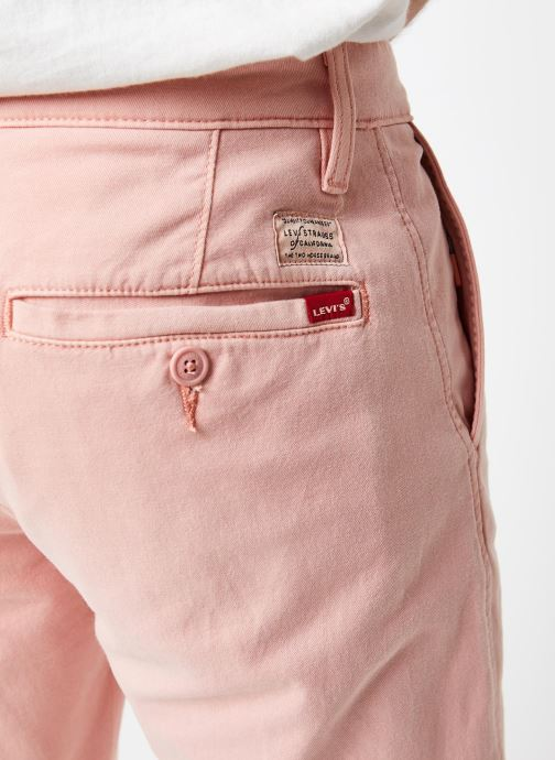 Vêtements Levi's Standard Taper Chino Ii Rose vue face