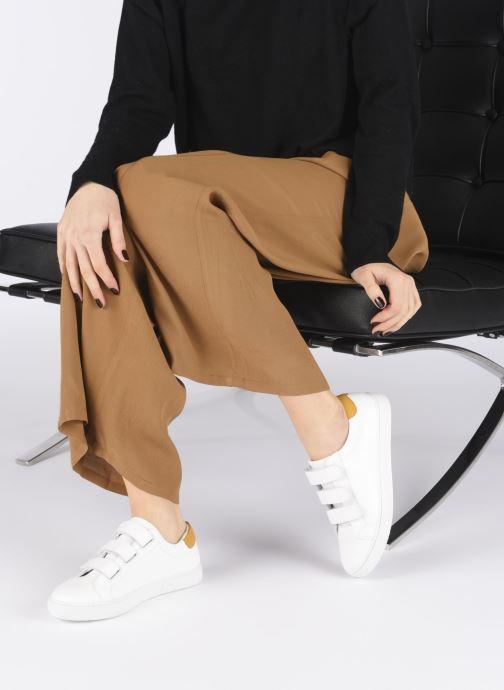 Sneakers Georgia Rose Cosemo Bianco immagine dal basso