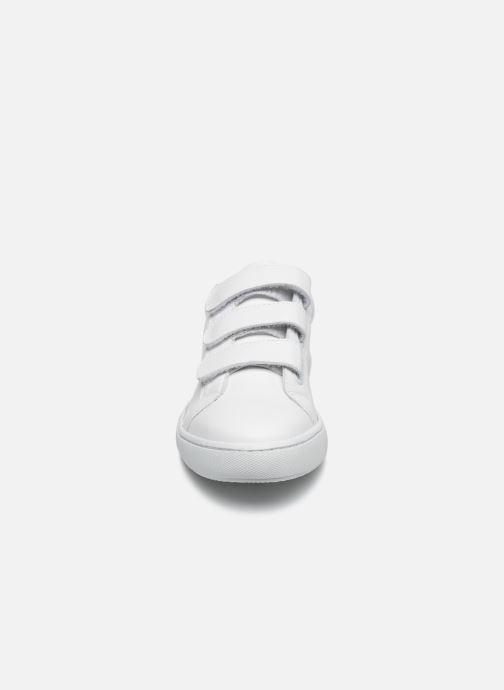 Sneakers Georgia Rose Cosemo Bianco modello indossato