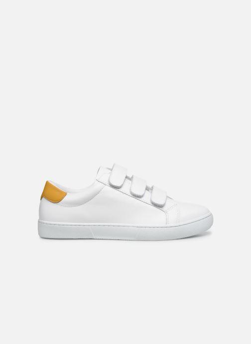 Sneakers Georgia Rose Cosemo Bianco immagine posteriore