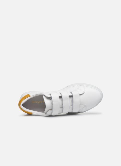 Sneakers Georgia Rose Cosemo Bianco immagine sinistra