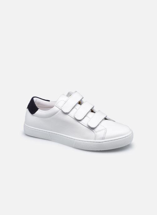 Sneakers Georgia Rose Cosemo Blauw detail
