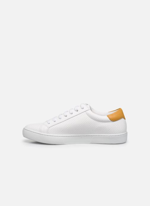 Sneakers Georgia Rose Cosena Wit voorkant