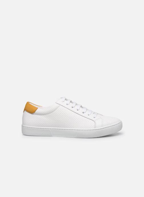 Sneakers Georgia Rose Cosena Wit achterkant