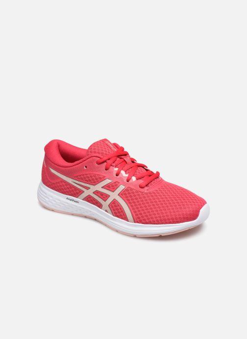 Chaussures de sport Asics Patriot 11 Rose vue détail/paire