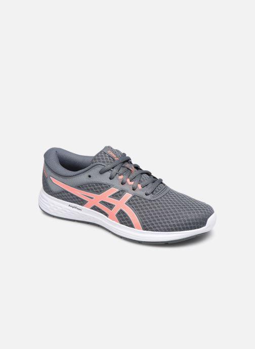 Chaussures de sport Asics Patriot 11 Gris vue détail/paire
