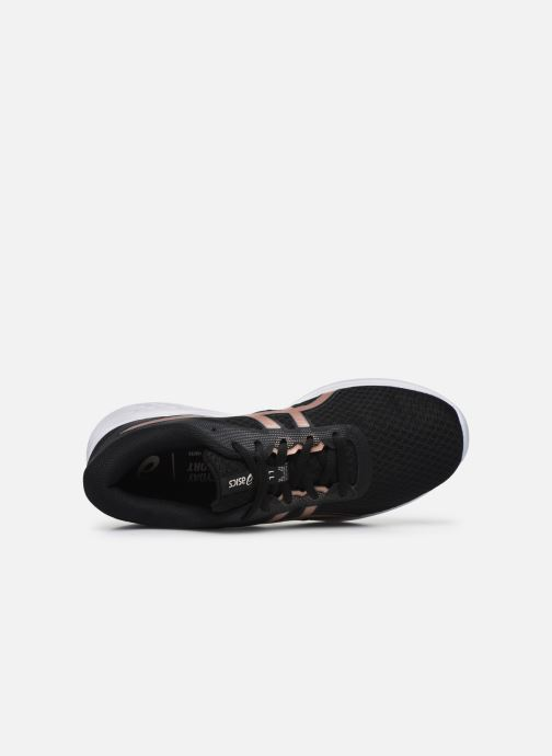 Chaussures de sport Asics Patriot 11 Noir vue gauche