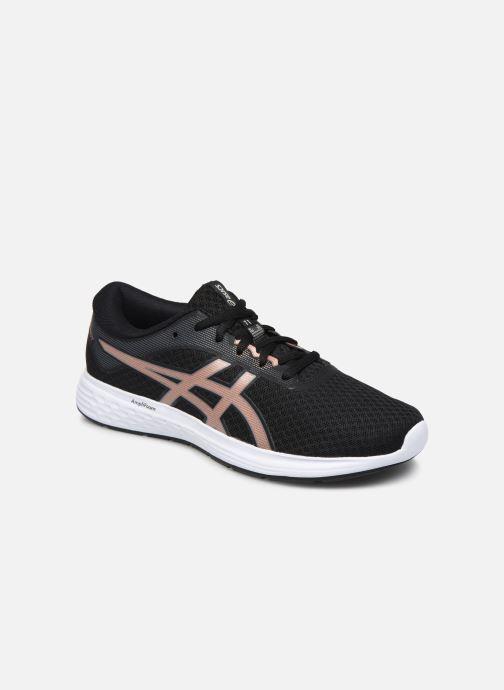 Chaussures de sport Asics Patriot 11 Noir vue détail/paire