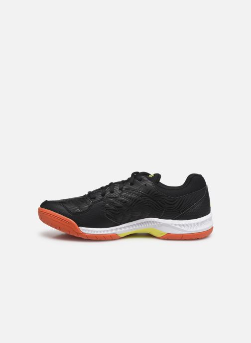Chaussures de sport Asics Gel-Dedicate 6 Noir vue face