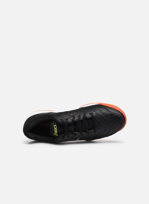 Chaussures de sport Asics Gel-Dedicate 6 Noir vue gauche