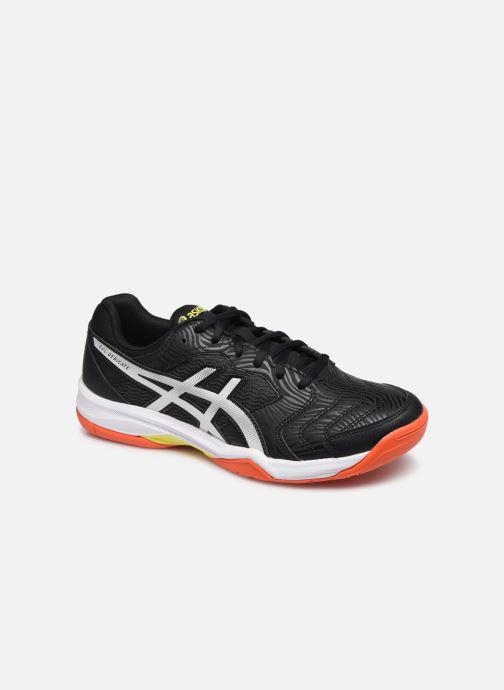 Chaussures de sport Asics Gel-Dedicate 6 Noir vue détail/paire