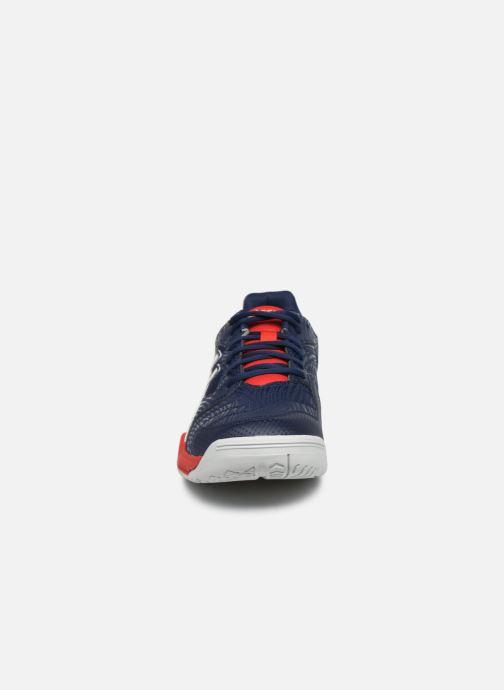 Zapatillas de deporte Asics Gel-Dedicate 6 Rojo vista del modelo