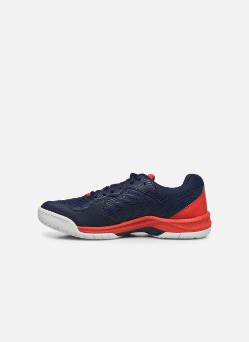 Zapatillas de deporte Asics Gel-Dedicate 6 Rojo vista de frente
