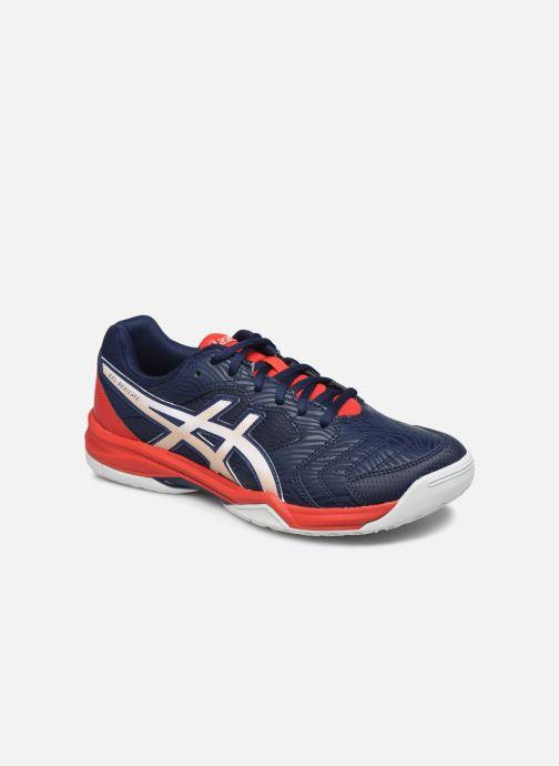 Zapatillas de deporte Asics Gel-Dedicate 6 Rojo vista de detalle / par