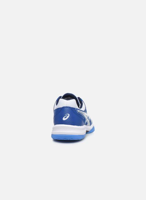 Chaussures de sport Asics Gel-Dedicate 6 Bleu vue droite
