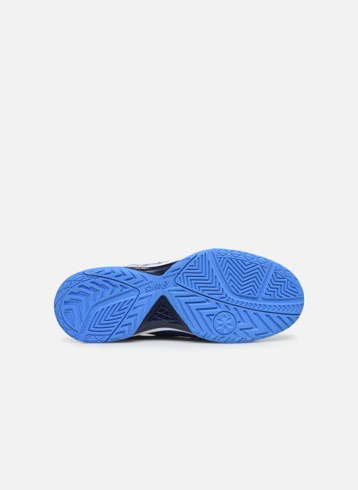 Chaussures de sport Asics Gel-Dedicate 6 Bleu vue haut