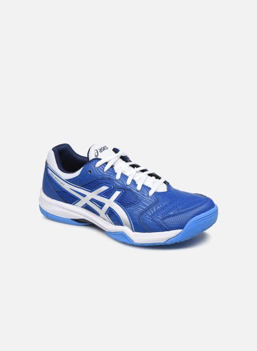Chaussures de sport Asics Gel-Dedicate 6 Bleu vue détail/paire