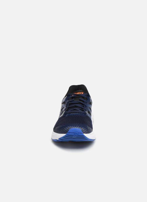 Chaussures de sport Asics Gel-exalt 5 Bleu vue portées chaussures