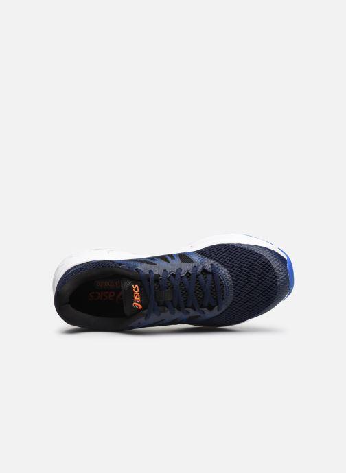 Chaussures de sport Asics Gel-exalt 5 Bleu vue gauche