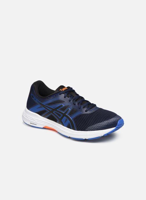 Chaussures de sport Asics Gel-exalt 5 Bleu vue détail/paire
