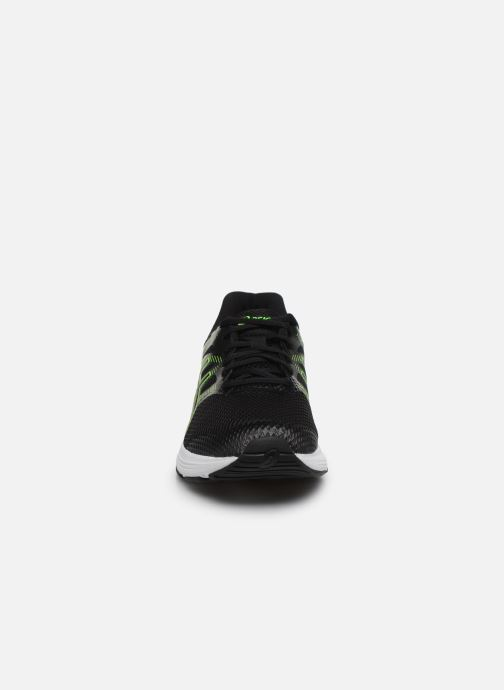 Chaussures de sport Asics Gel-exalt 5 Noir vue portées chaussures
