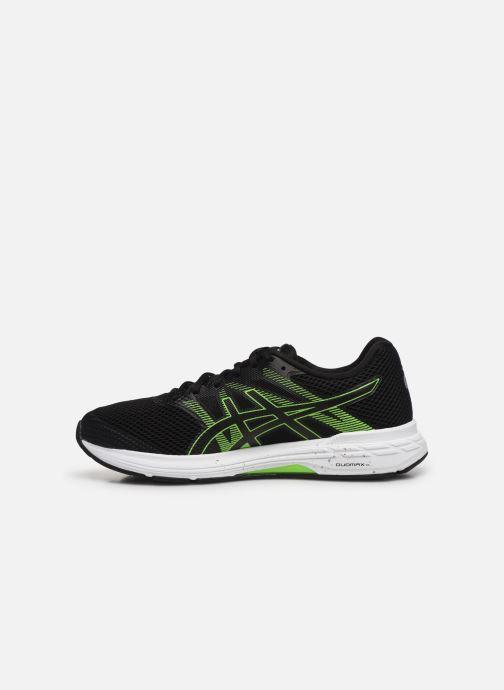 Chaussures de sport Asics Gel-exalt 5 Noir vue face