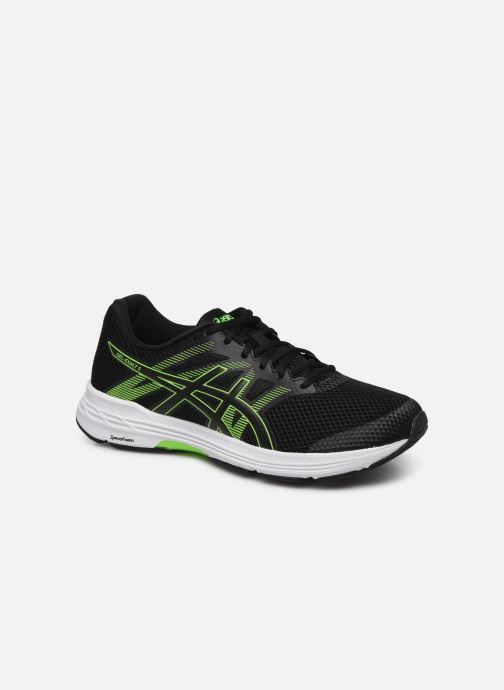 Chaussures de sport Asics Gel-exalt 5 Noir vue détail/paire