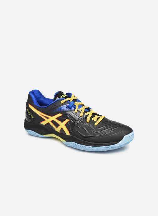 Chaussures de sport Asics Blast FF Noir vue détail/paire