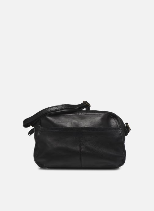 Sacs à main Pieces NEDJA LEATHER CROSS BODY Noir vue détail/paire