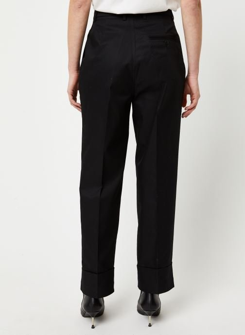 Kleding Essentiel Antwerp Pantalon VIBEZ Zwart model