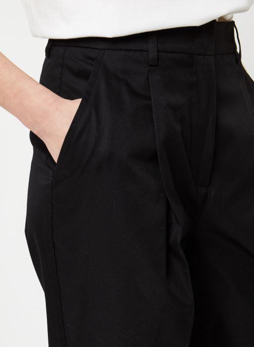 Kleding Essentiel Antwerp Pantalon VIBEZ Zwart voorkant