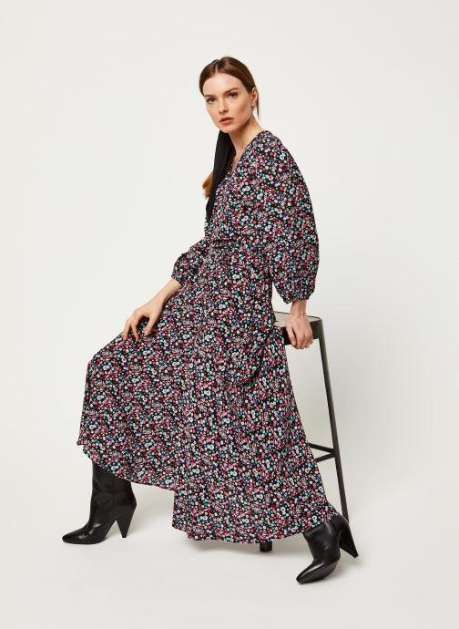 Vêtements Essentiel Antwerp Robe VIP Noir vue bas / vue portée sac