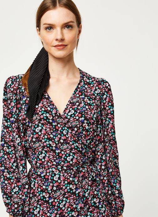 Vêtements Essentiel Antwerp Robe VIP Noir vue face