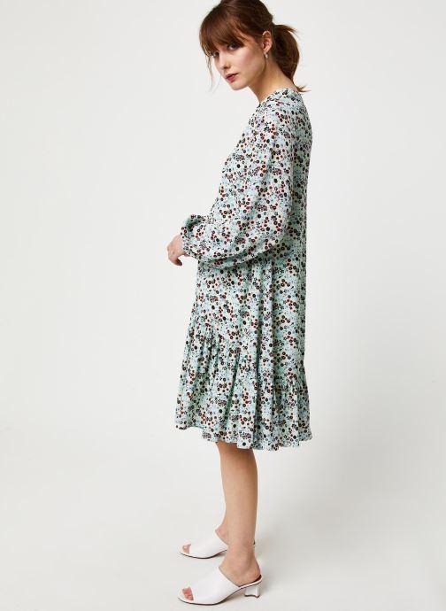 Vêtements Essentiel Antwerp Robe VERCI Vert vue bas / vue portée sac