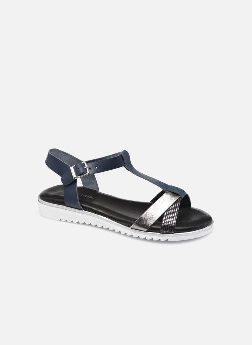 Sandales et nu-pieds Georgia Rose Soft Diandra Bleu vue détail/paire