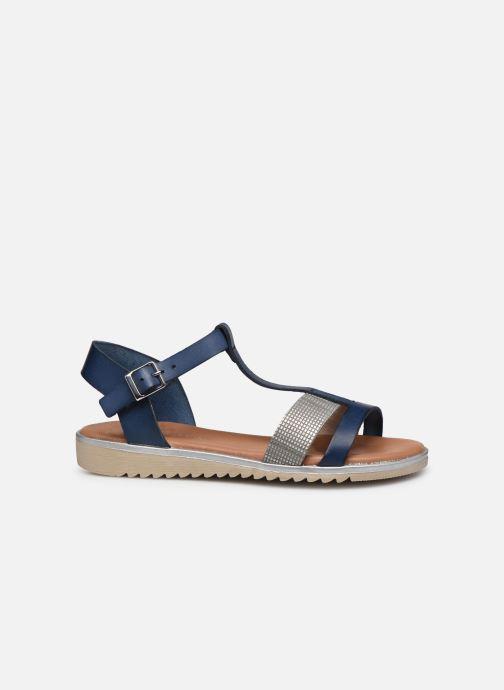 Sandales et nu-pieds Georgia Rose Soft Dolino Bleu vue derrière