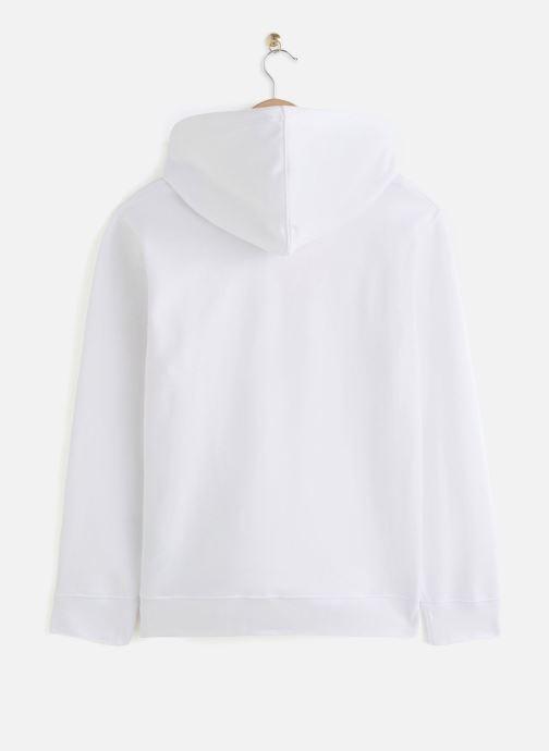 Vêtements Levi's Graphic Po Hoodie- B Blanc vue bas / vue portée sac