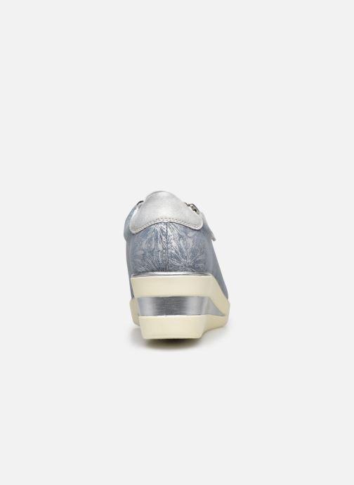 Sneakers Remonte Ilie Azzurro immagine destra