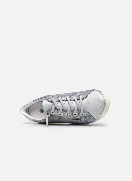 Sneakers Remonte Ilie Azzurro immagine sinistra
