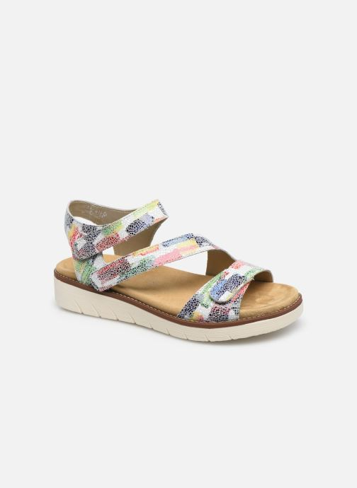 Sandales et nu-pieds Remonte Ovidiu Multicolore vue détail/paire