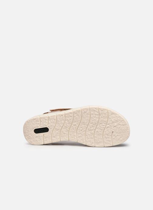 Sandales et nu-pieds Remonte Petre Rose vue haut