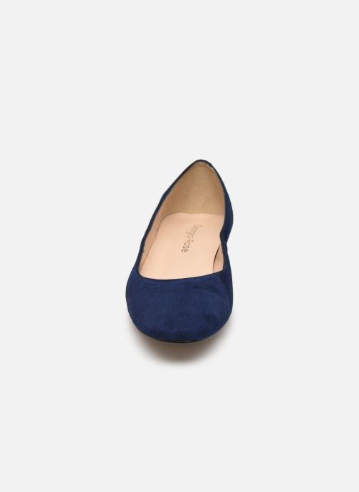 Ballerines Georgia Rose Sinague Bleu vue portées chaussures