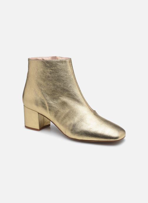 Boots en enkellaarsjes Georgia Rose Sussima Goud en brons detail