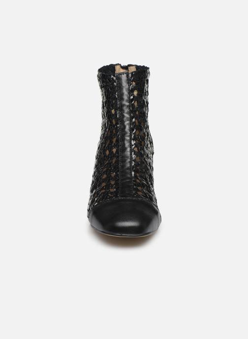 Bottines et boots Georgia Rose Sussino Noir vue portées chaussures