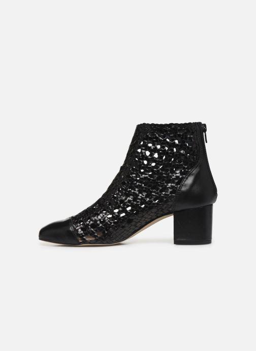 Bottines et boots Georgia Rose Sussino Noir vue face