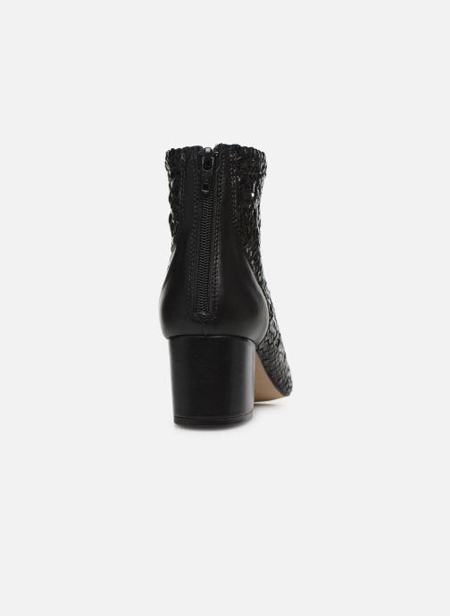 Bottines et boots Georgia Rose Sussino Noir vue droite