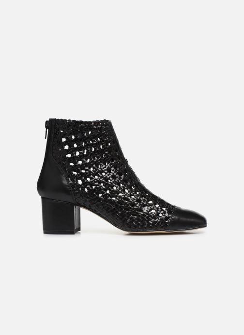 Bottines et boots Georgia Rose Sussino Noir vue derrière